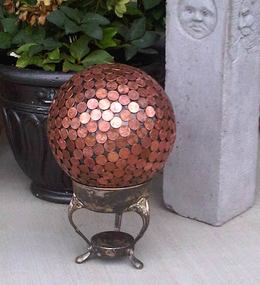 How to Make A Penny Bowling Ball