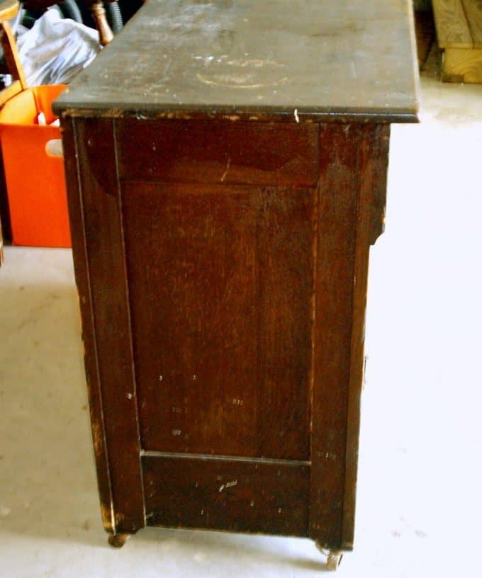 Save To Pinterest - Refinishing Dresser - House Of Hawthornes