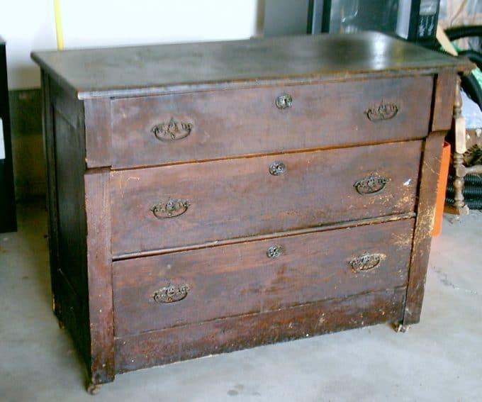 Refinishing Dresser - Refinishing Dresser - House Of Hawthornes
