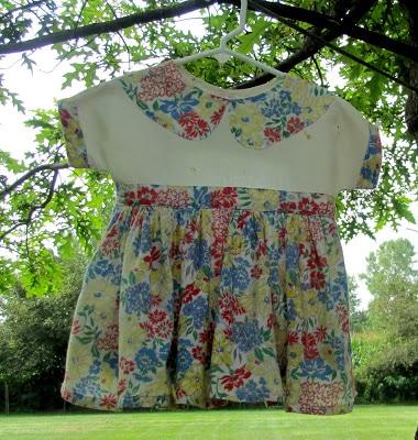 Clothespin Dress