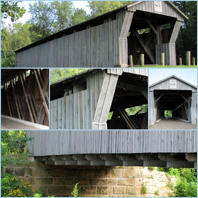 Bergstresser/Dietz Covered Bridge