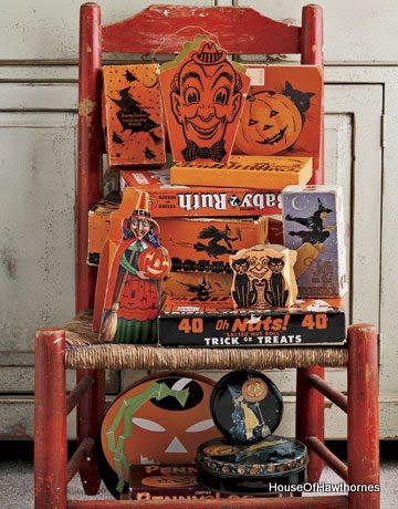I Love Vintage Halloween - House of Hawthornes