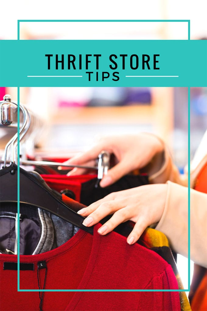 Top ten thrift store shopping tips for making the most out of your thrift store experience.