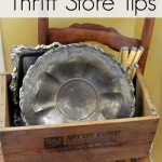 Top ten tips for making the most out of your thrift store shopping experience