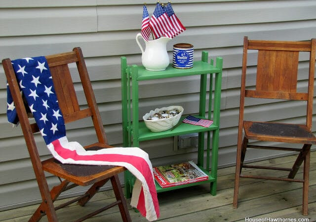 Patriotic Porch Provisions