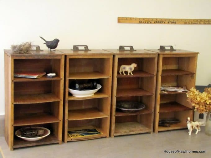Drawers Turned Cubby House Of Hawthornes
