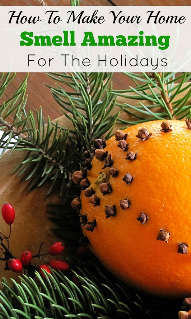 How to make cloved oranges aka a pomander. A simple, inexpensive way to add traditional holiday decor (and aroma) to your home. #ChristmasDecor #holidayhome #holidaydecor #holidayseason #diyproject