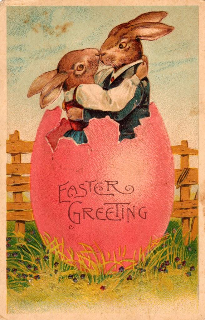 Vintage Easter Postcards House of Hawthornes – Vintage Easter Cards