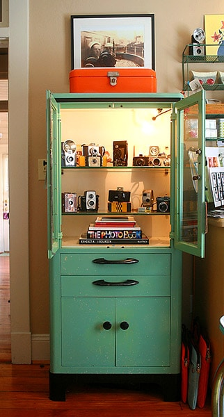 Display Cases For All Those Cool Vintage Finds