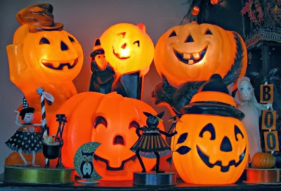 Vintage Halloween Inspiration