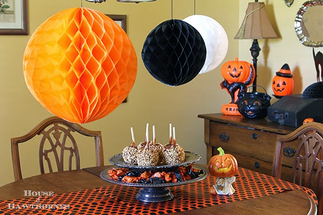 Vintage Halloween Party Decor House Of Hawthornes