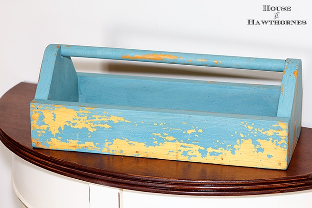 Miss Mustard Seed's Milk Paint in Kitchen Scale blue
