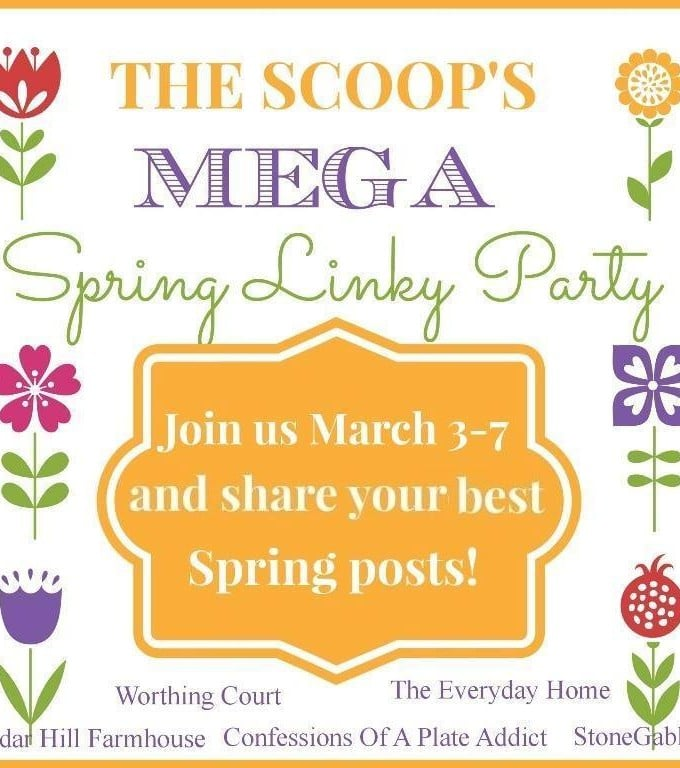 Mega Spring Linky Party Time