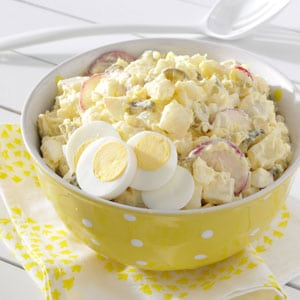5 Unique Potato Salads For Summer