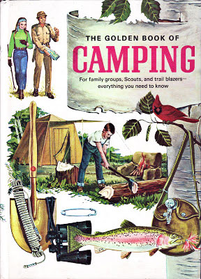 Vintage Camping Summer Camp And Sports Are A HOT Decorating Trend Right Now Here