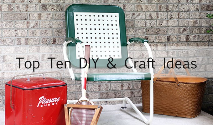 Top DIY And Craft Projects