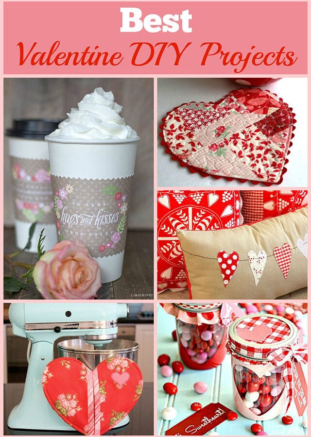 DIY Valentine Crafts You Can't Miss