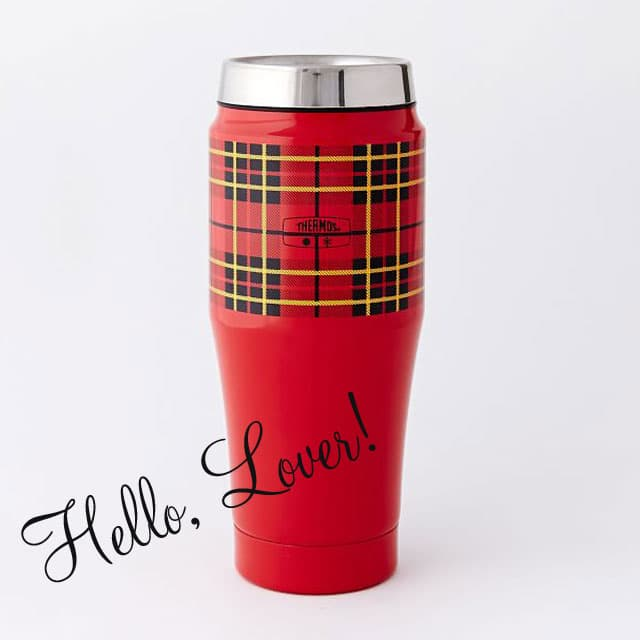 Thermos travel mug at West Elm
