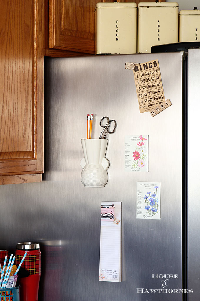 5 Minute Craft Diy Seed Packet Refrigerator Magnets