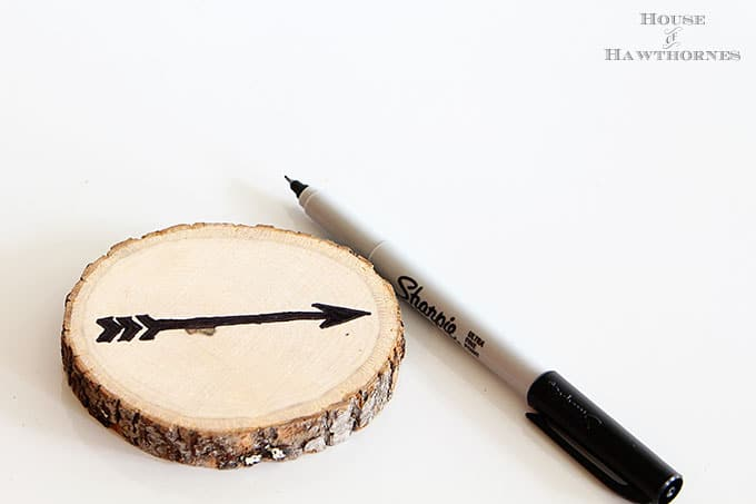 An easy Sharpie craft