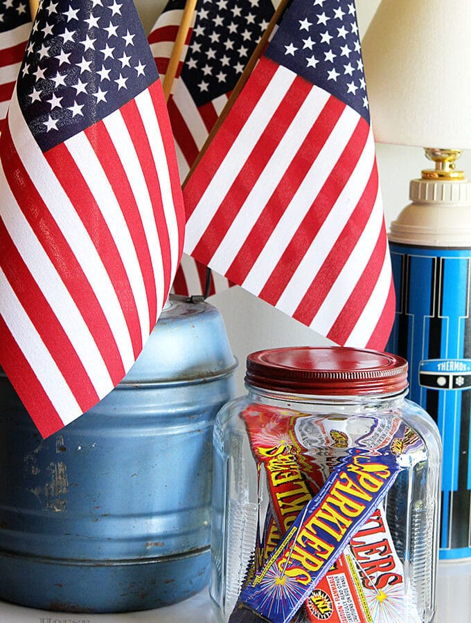 DIY 4th Of July Decorations: Quick And Easy
