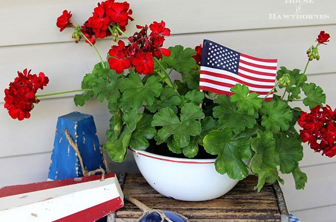 Lazy Girl's Guide To 4th Of July Decorations