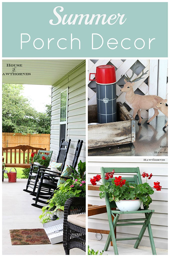 back porch decorating ideas with an eclectic style easy diy and decor