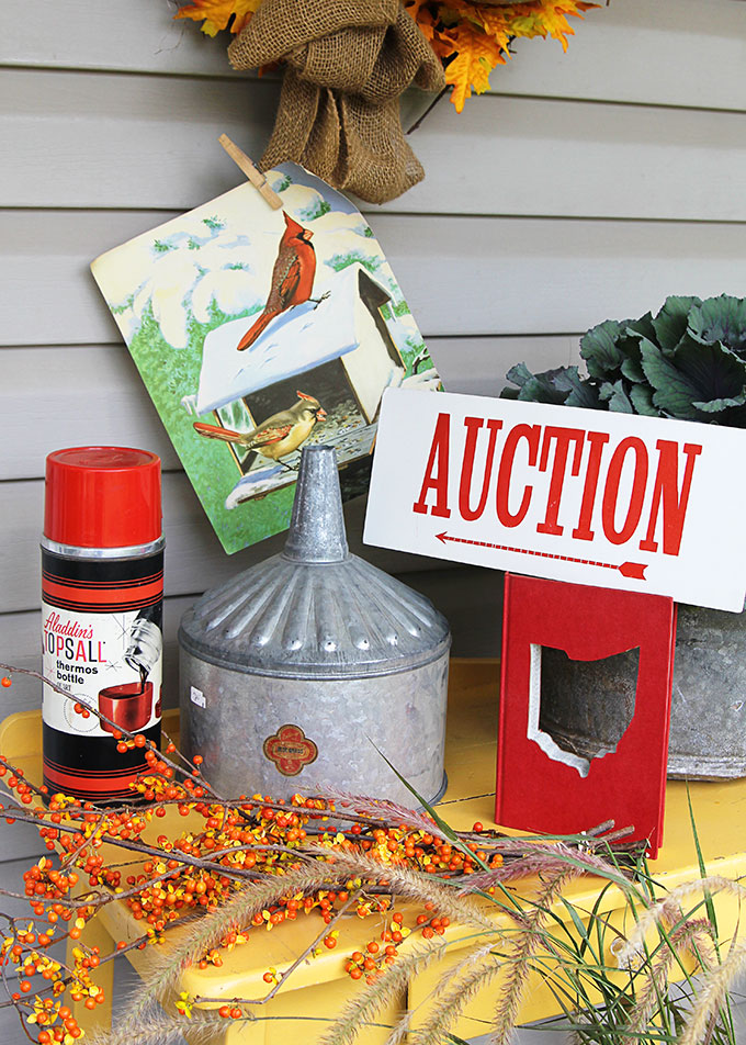 Lots of great farmhouse and vintage goodies