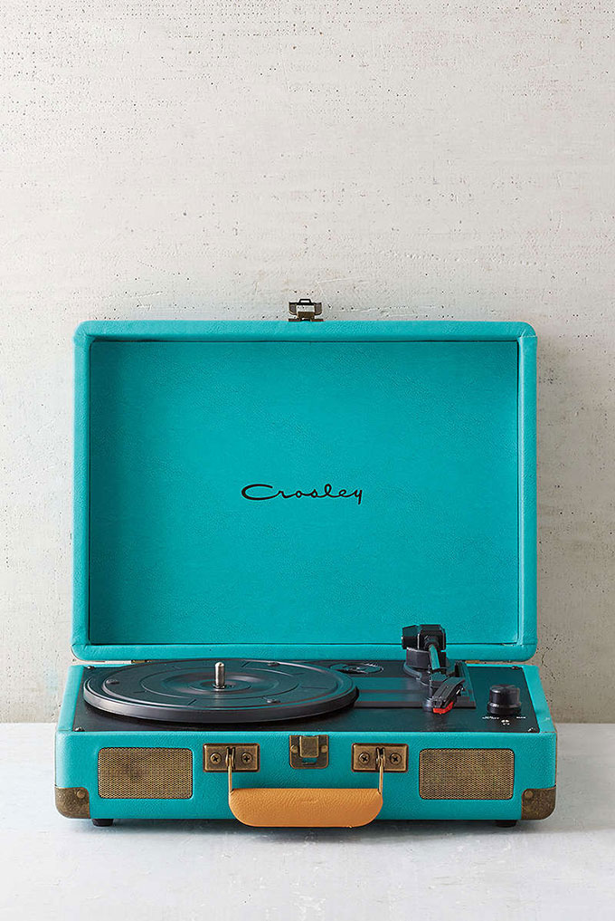 Crosley Retro Vinyl Record Player