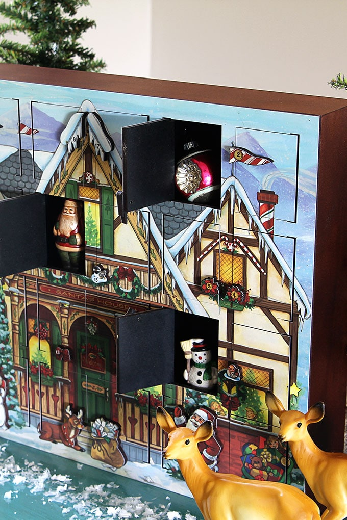Advent calendars and a holiday giveaway from Balsam Hill