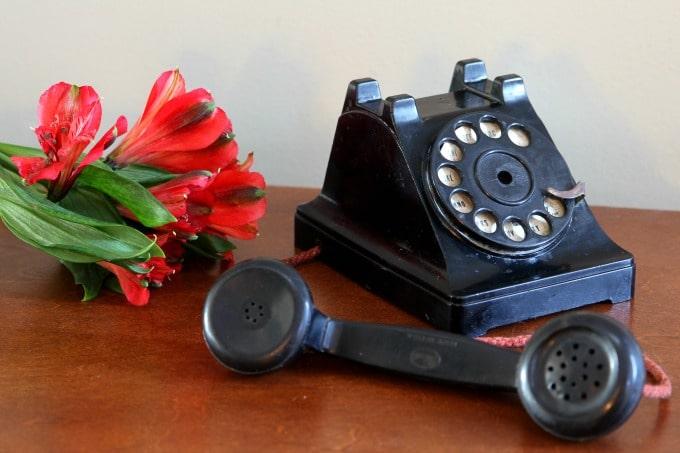 Vintage Telephone 21377