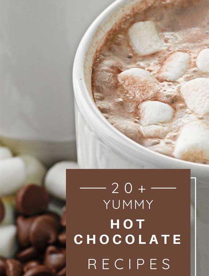 20+ Cozy Hot Chocolate Recipes