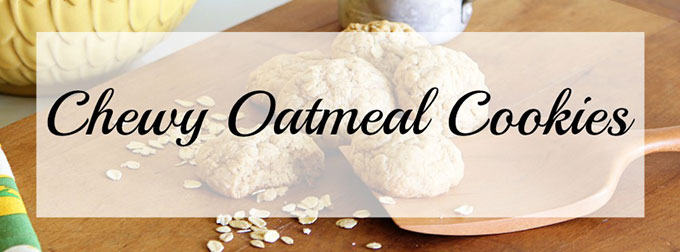 Chewy-Oatmeal-Cookies