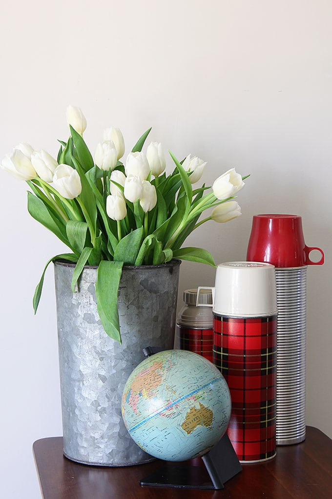 Decorating With Flowers Farmhouse Style - House of Hawthornes