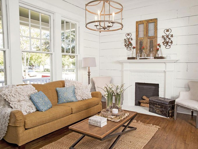 Is Shiplap The New Paneling?