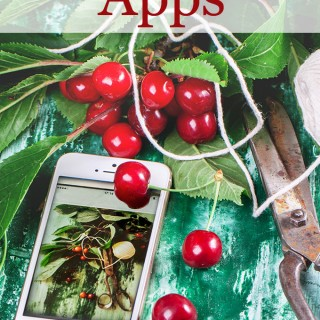 The best gardening apps to help you plan a successful garden this summer. We use smart phones for everything else, so why not bring them into the garden.