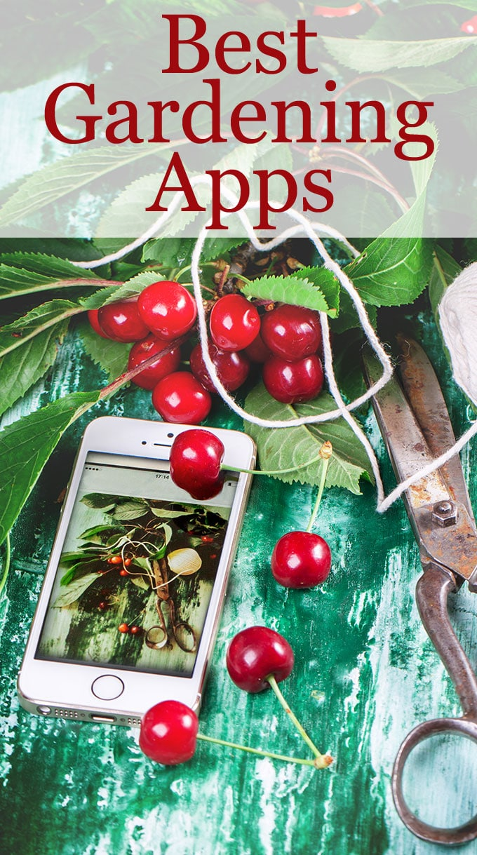 The best gardening apps to help you plan a successful garden this summer. We use smart phones for everything else, so why not bring them into the garden. #gardening #gardenideas #gardens #app #flowers #vegetablegarden