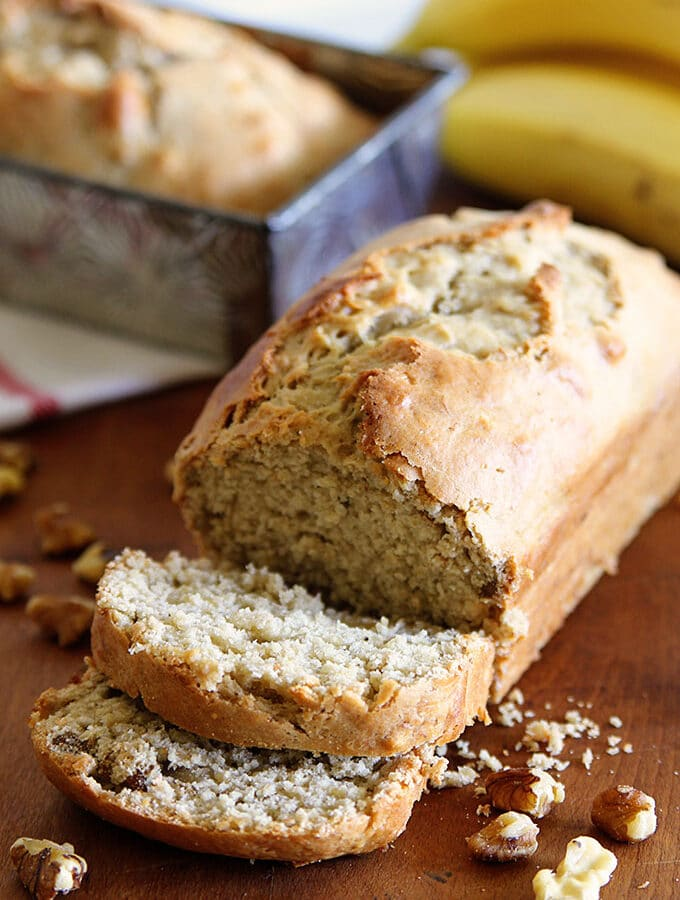 Best Moist Banana Bread Recipe