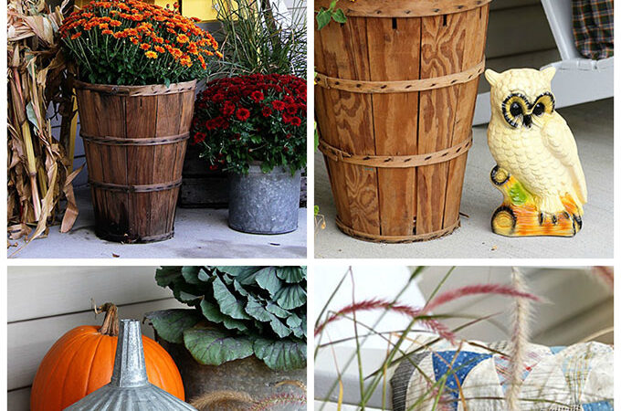 5 Festive Fall Porch Ideas To Copy