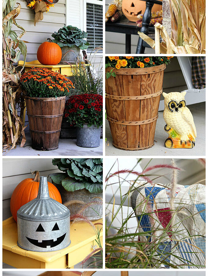 Festive Fall Porch Decor Tips And Tricks