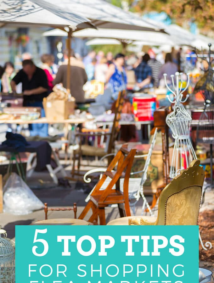Tips For Shopping Flea Markets, Festivals And Fairs