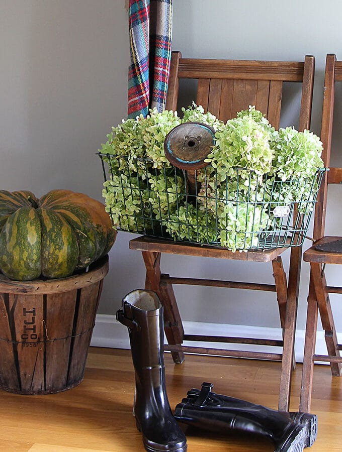 Fall Decor In The Entryway And More