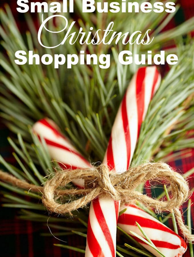 Etsy And Small Business Christmas Shopping Guide