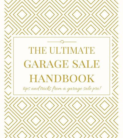 New Garage Sale Book In The House