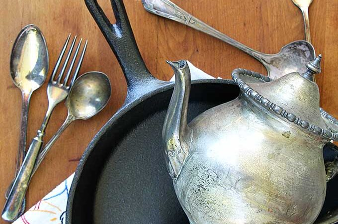 How To Clean And Restore Thrift Store Finds