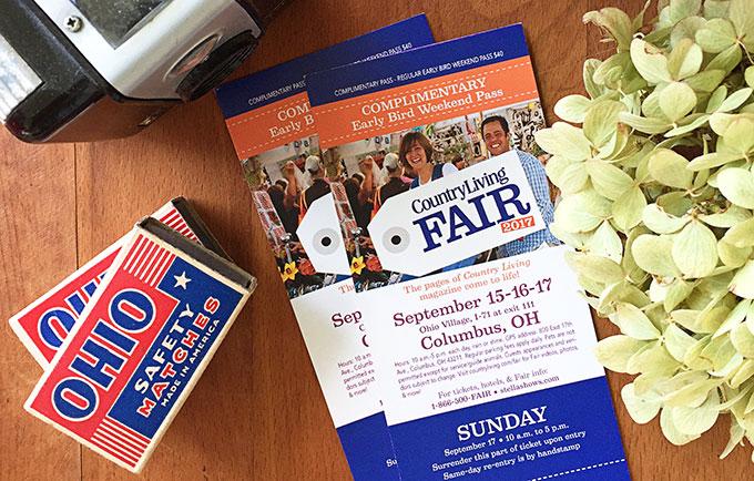 Country Living Fair Columbus Ohio 2017 House Of Hawthornes