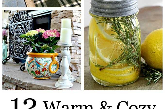 12 Cozy Home Decor Ideas