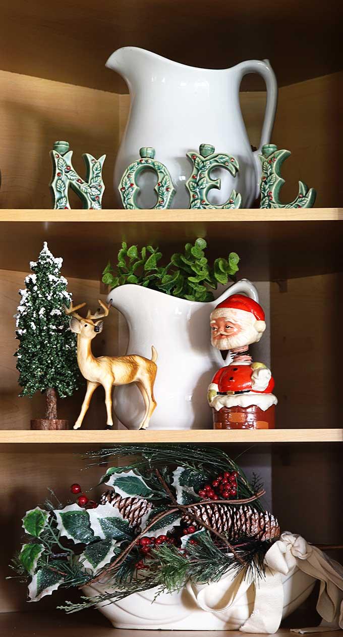 Vintage Christmas Santa