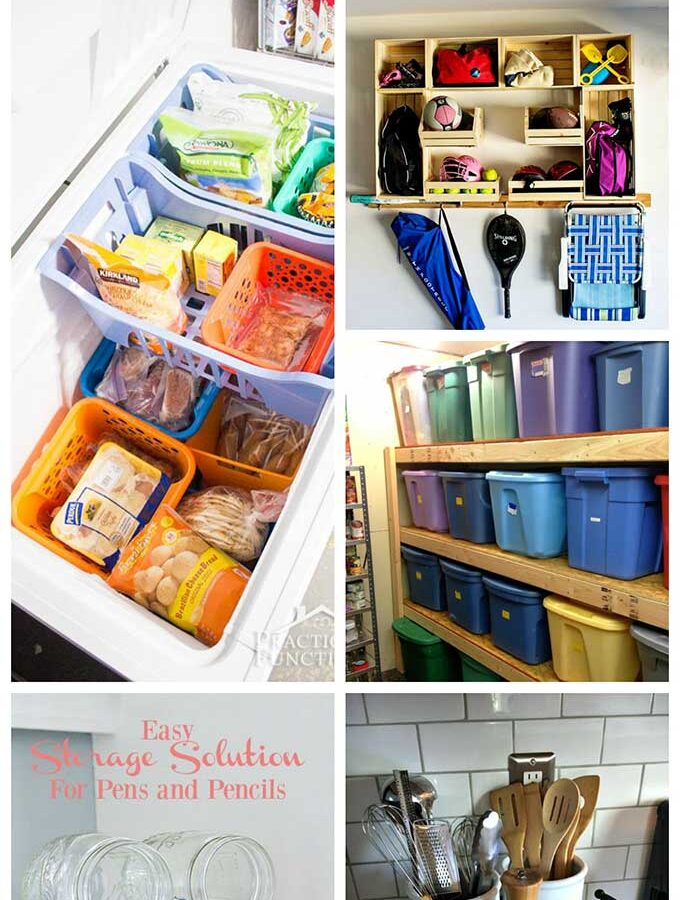 Creative DIY Organization Ideas For Home