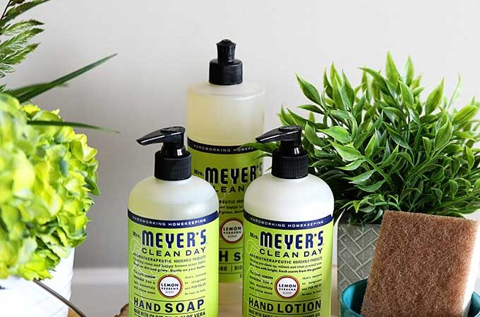 Awesome Mrs. Meyer's Cleaning Products Offer